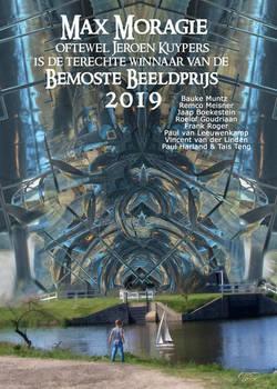 Max Moragie -Bemoste beeldprijs 2019