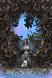 Cover for Pulp Literature: Queen of Swords