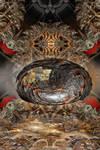 Lord Krishnas Chariot by taisteng