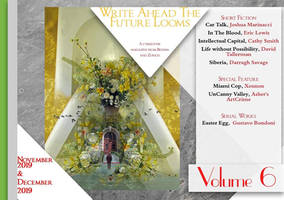 Cover for Write Ahead - The Future Looms #6