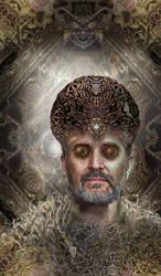 Azathoth, the demon sultan of the universe