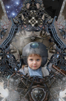 Little-sister-steampunk