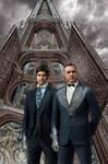 Secret agents of Narnia