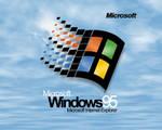 Windows 95 background