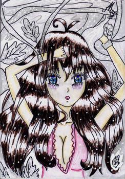 original winter girl by Myr