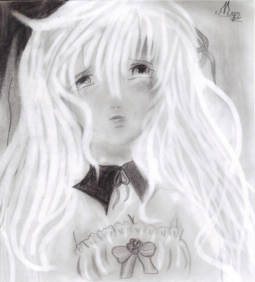 Suigintou by Myr by Dollydi