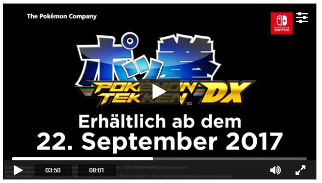 Pokemon Tekken DX by UmbreonWarrior