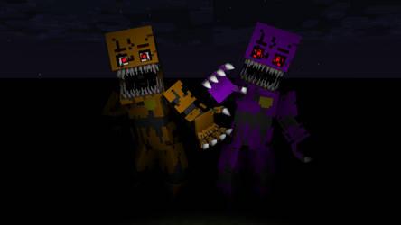The Nightmares Tonight by oldsportDSAF