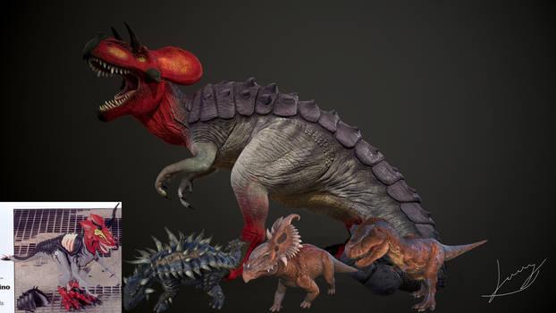 Maximus The Ultimasaurus (Revamped)