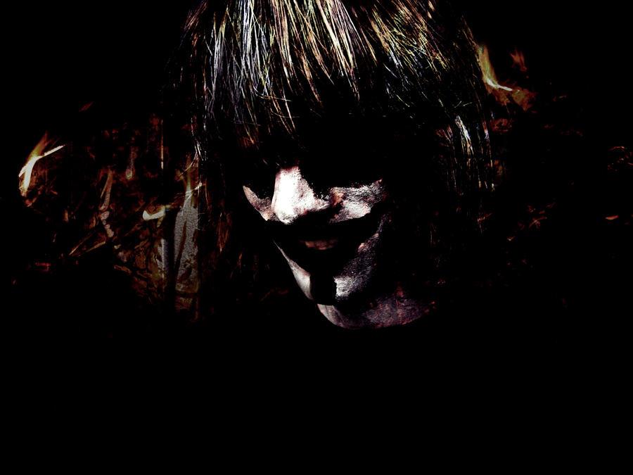 Black Metal Crow II alternate by Draia436