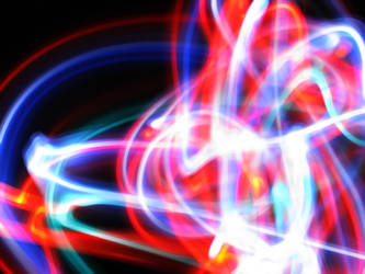 Painted Light with Flow Lights 01 by Draia436