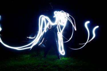 Painted Light: Light-Bearer by Draia436