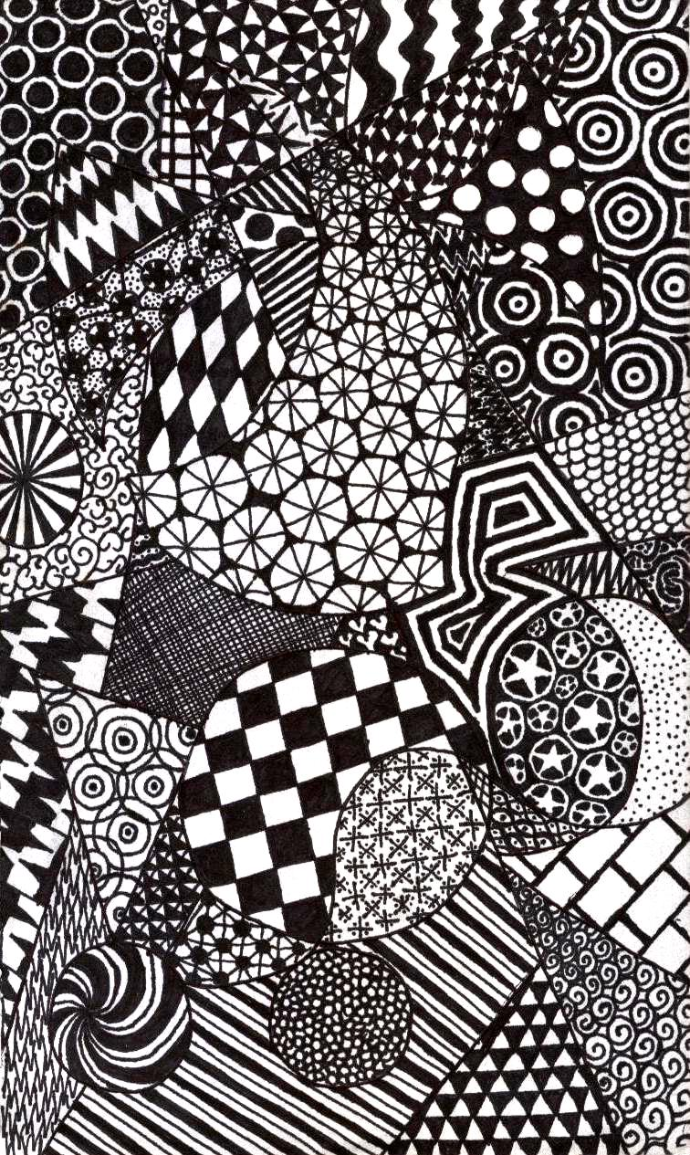 Sharpie Madness by ObsidianPyre on DeviantArt