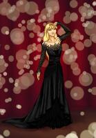 MissOC 2013-14, Round 1: Sheila by ObsidianPyre