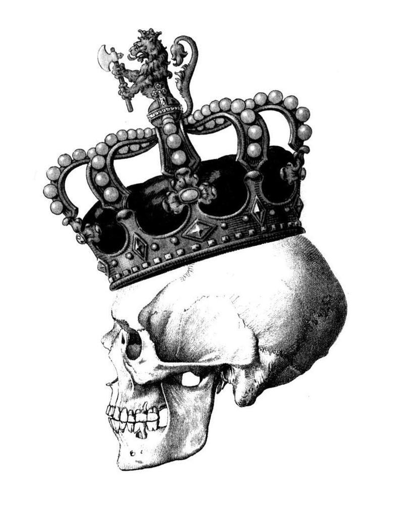 skull king, profile by sweetsatan666