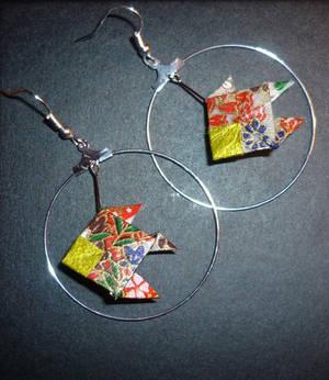 Origami Creoles: Angel Fish