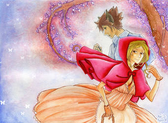 Cover: Le Petit Chaperon Rouge by Silveril