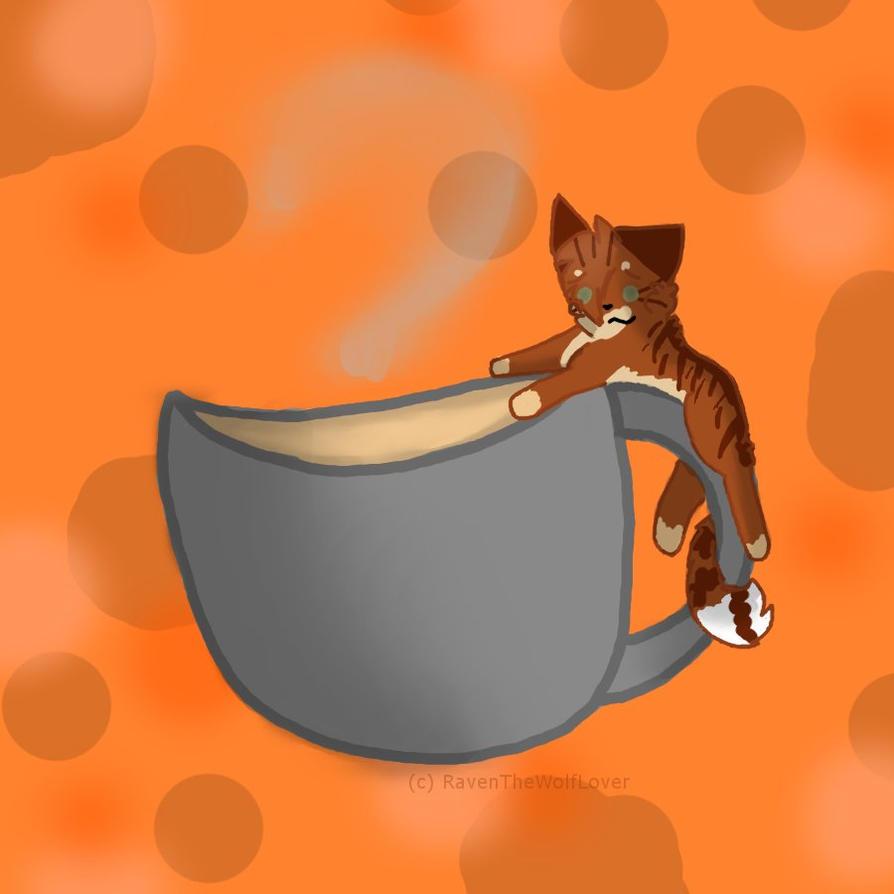 Arine loves chai lattes by dixiestickz