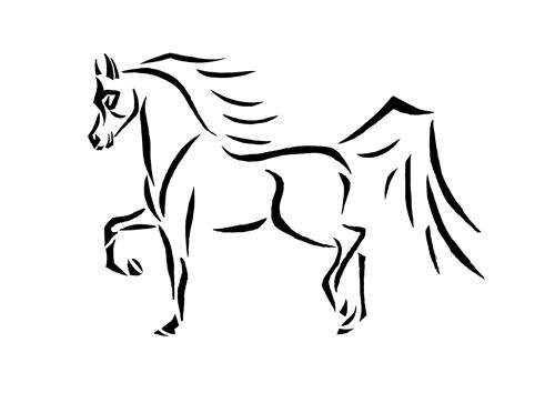 37987 further Logo Circle Vector further Anvil Logo further Horse Tail Drawing besides . on scarlett johansson horse