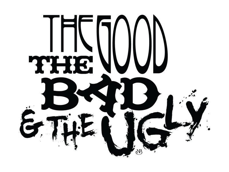 The Good, the Bad and the Ugly by exfish