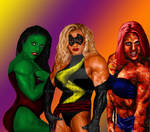 Marvel Muscle