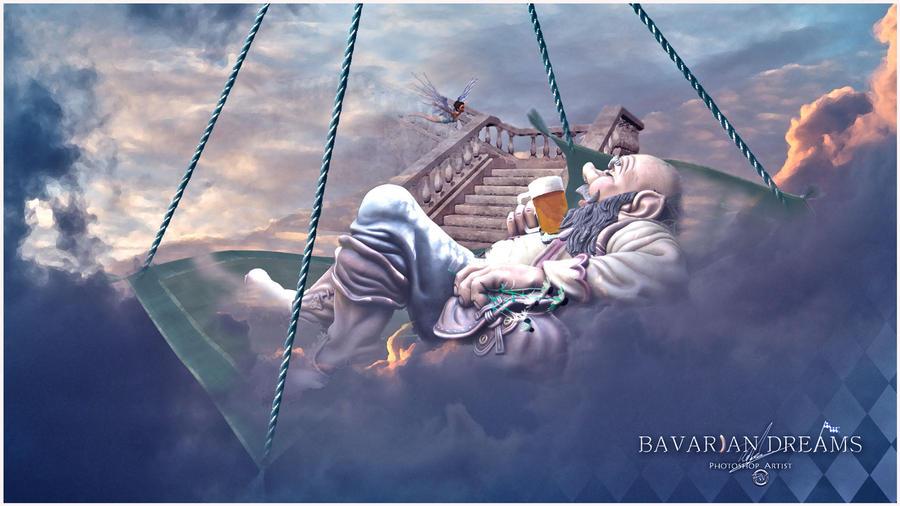 Bavarian Dreams by PEWOB