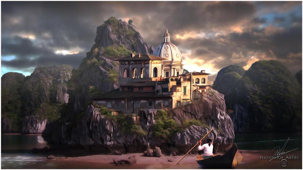Dreamland by PEWOB