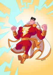 Captain Marvel/Shazam