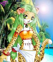 Su Leopard by darkuriko