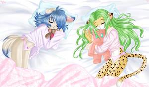 SWEET DREAMS by darkuriko
