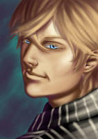 John Brandon Portrait by ChozoGal