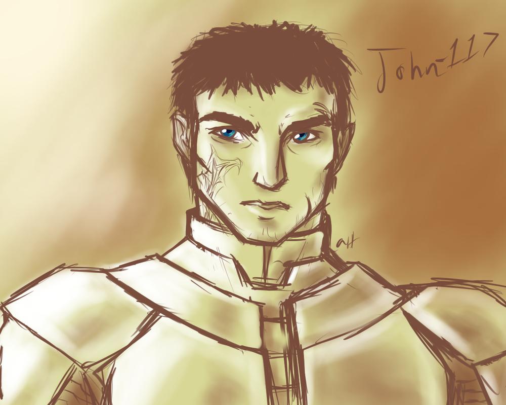 John117-Quick Sketch by ChozoGal