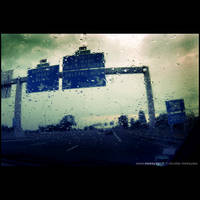Rain of Orleans by audeladesombres