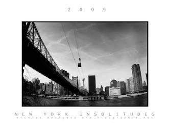 2009 Calendar : NEW YORK by audeladesombres