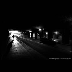 Passage by audeladesombres