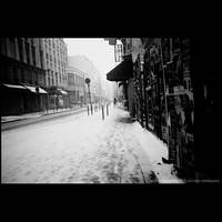 Winter right by audeladesombres