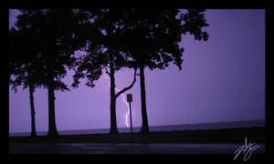 Purple strike by ThaIllusionist