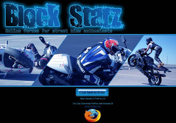 BlockStarz Forum face