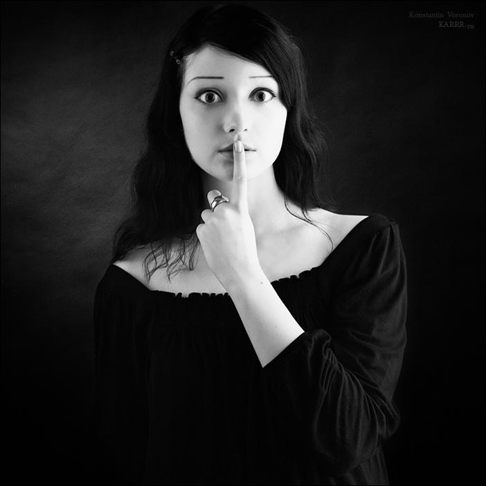 psssssssttt ! Silence_by_KARRR