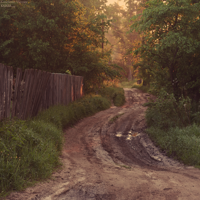Country road by KARRR