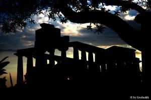 Paestum - Temple of Athena 2