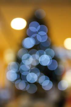 Christmas Bokeh 2014