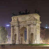 Arco della Pace by Grishnakh666