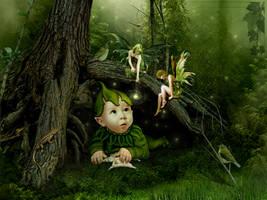 Playtime by DragonDew