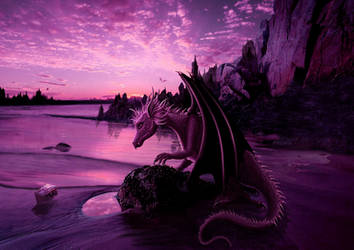 Dragon Cove by DragonDew