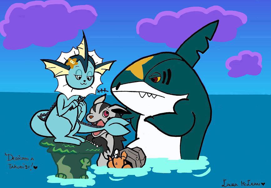 The gallery for zig and sharko marina toys for Zig e shark