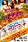Summer Rave 2011 Flyer Back