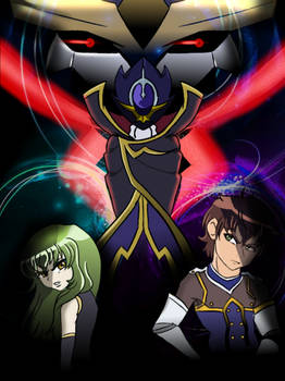 Code Geass Contest Entry (The Revival...) by KushNArt