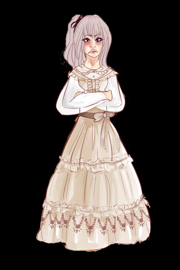 Josephine Rousseau Josephine_dress_by_otaku858-d8ip2hv