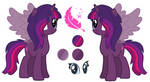Mlp NG Sparkle Feather (Old) Adopt Open
